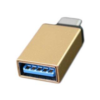USB-C zu USB-A Buchse Adapter verschiedene Farben USB 3.0 für Handy PC Mac Tablet