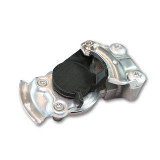 Staubkappe für Kupplungskopf, Einkreisbremsanlage schwarz aus 3D Druck Ersatzdeckel Kappe LKW Traktor